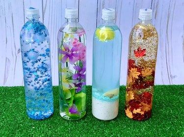 Seasonal Sensory Bottles