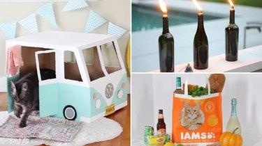 10 Fun Crafts You Can Make out of Trash