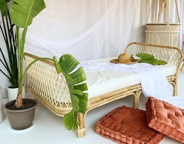 Sunset Rattan Daybed Sofa