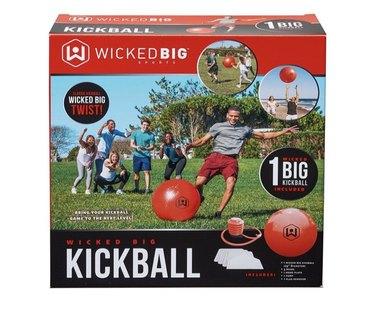 Boxed Supersized Kickball Set