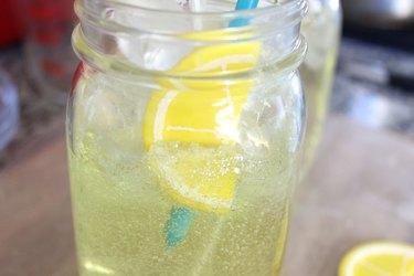 adding the lemons