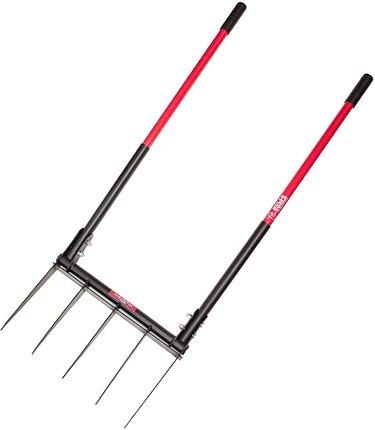 Broad fork for gardening