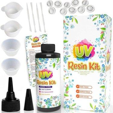 UV Resin Starter Kit