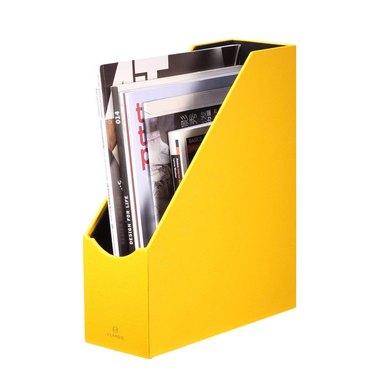 Vlando VPACK Magazine File Organizer Holder (Canary Yellow)