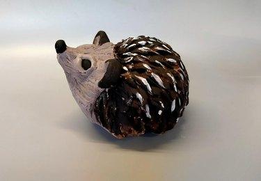 Hedgehog Pottery Kit