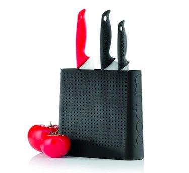 Bodium Bistro Knife Block, Black