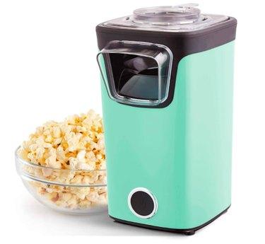 DASH Turbo POP Popcorn Maker + Measuring Cup for Kernels