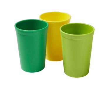 ECR4Kids ELR-18102-CIT My First Meal Pal Drinking Cup - 3-Pack, Citrus