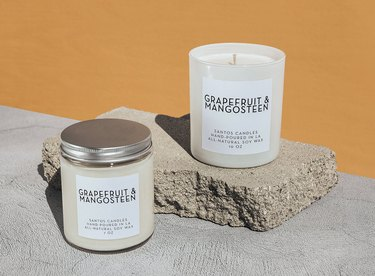 Grapefruit & Mangosteen Candle