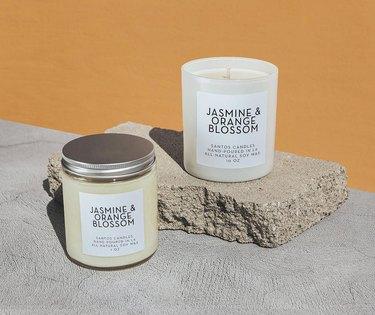Jasmine & Orange Blossom Candle