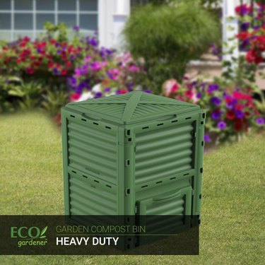 ECOGardener Garden Compost Bin