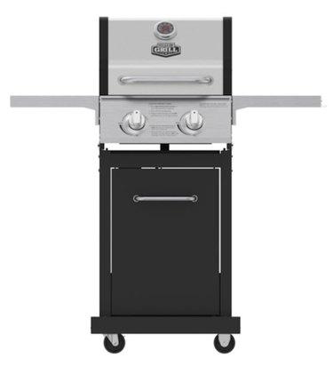 Expert Grill 2 Burner Bistro Propane Gas Grill