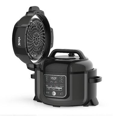 Ninja® Foodi™ TenderCrisp™ 8-in-1 6.5-Quart Pressure Cooker, OP300