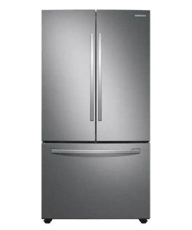 Samsung 28.2 cu. ft. French Door Refrigerator in Stainless Steel
