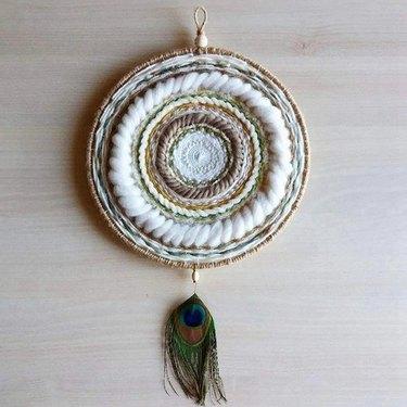 Round Weaving Loom Kit