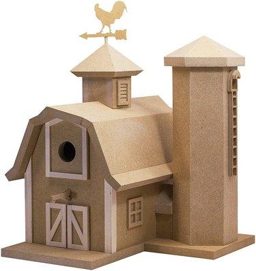 American Barn Birdhouse Kit