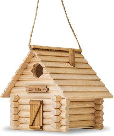 Birdhouse Log DIY Kit