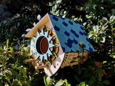 Wormhole Birdhouse DIY Kit