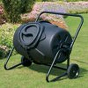 KoolScapes Wheeled Tumbling Composter