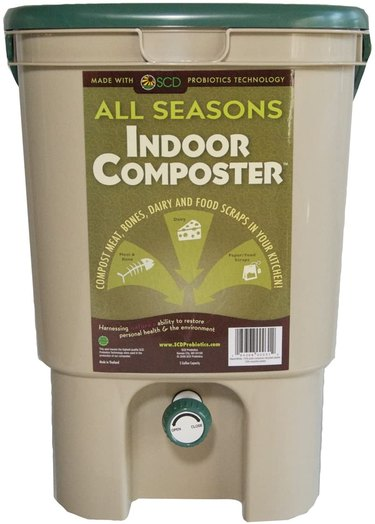 SCD Probiotics B100 All Seasons Indoor Composter