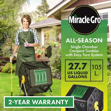 Miracle Grow Small Composter