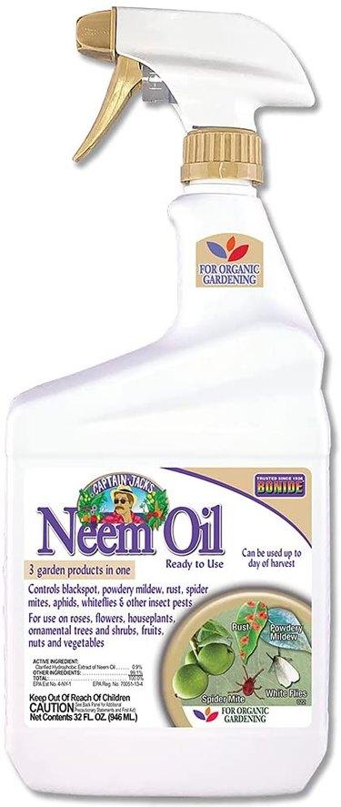 Bonide ready-to-use neem oil