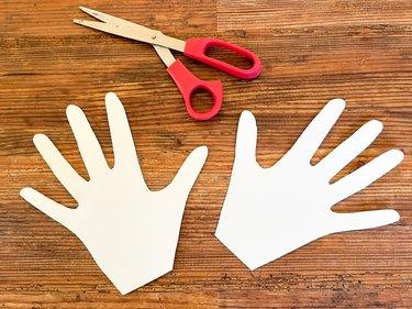 cut out hands