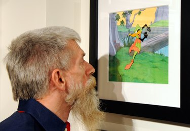Grand Opening Of The Chuck Jones Experience At Circus Circus