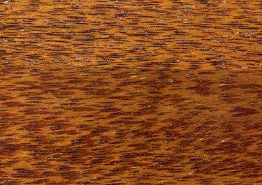 merbau macro floor background