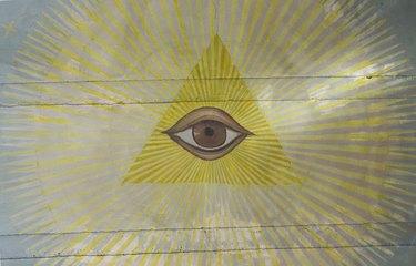 All Seeing Eye .