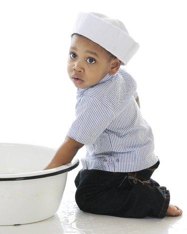 Tiny Wanna'Be Sailor