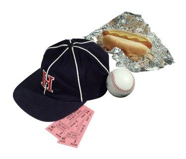 Sports fan objects