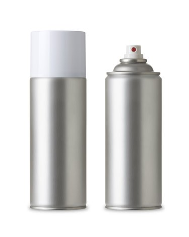 Spray Paint Can, Realistic photo image