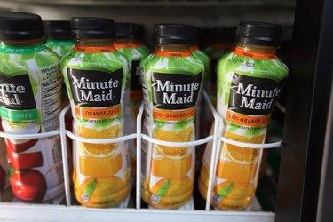Fungicide Found In Orange Juice