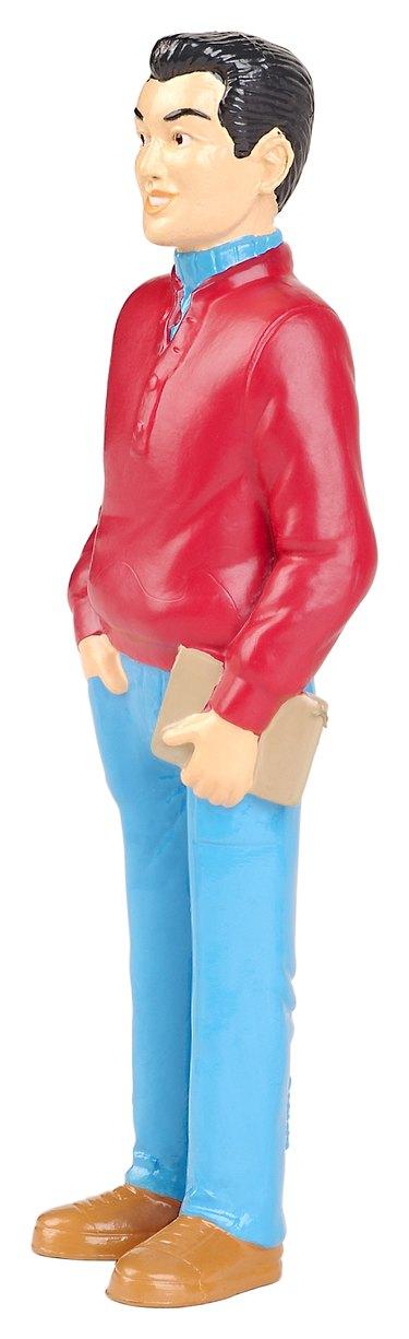 Figurine of college student