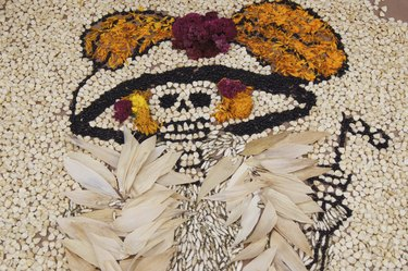 Dia de muertos - Day of the Dead
