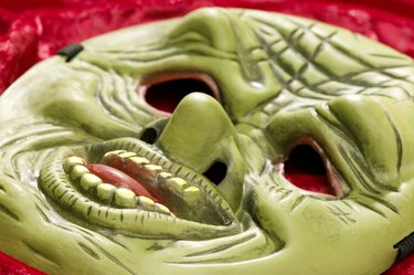 Frankenstein costume mask