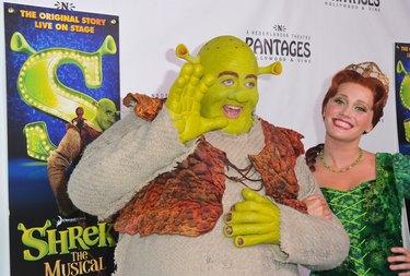 """Shrek The Musical"" - Los Angeles Opening Night"