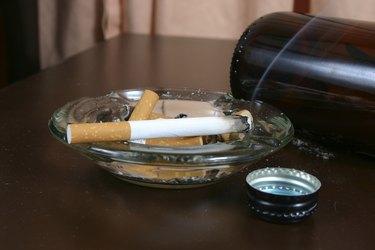 smoking smoke