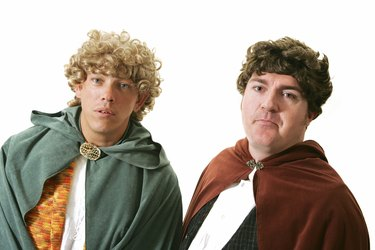 Pair of Hobbits
