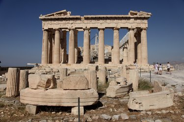Athens Travel Destination