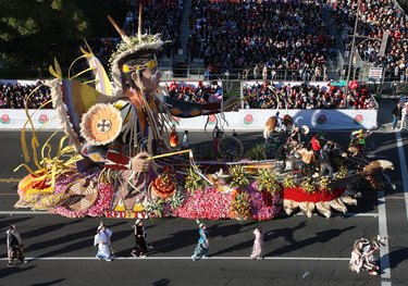 122nd Annual Tournament Of Roses Parade Presented By Honda