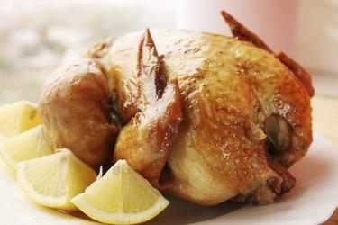 Ruddy  chicken