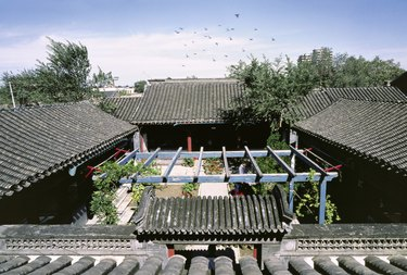 Traditional Houses,Beijing,China