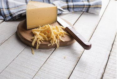 Cheese on board