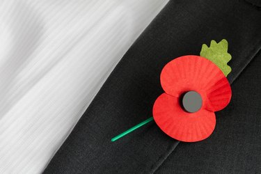 Poppy Appeal - Remembrance Sunday.