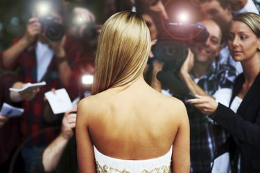 Everyone wants a piece of her - Celebrity Lifestyle