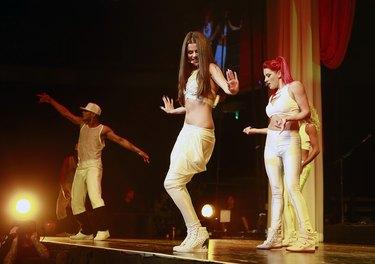 Selena Gomez Performs At Pepsi Live At Rogers Arena - Tour Opener