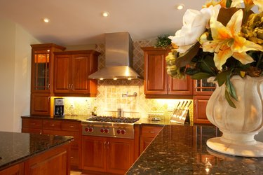 Stylish kitchen decor