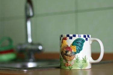 Mug for tea